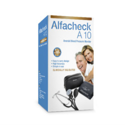 Hypertension Management Alfacheck Products