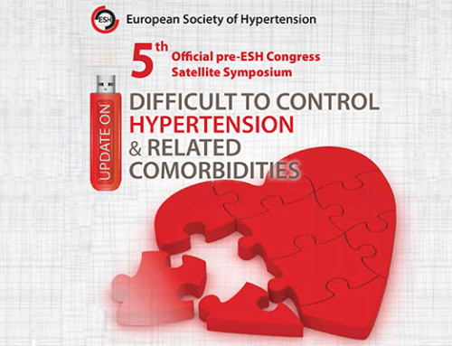 5th Official pre-ESH International Congress Satellite Symposium, 23 & 24 March 2018