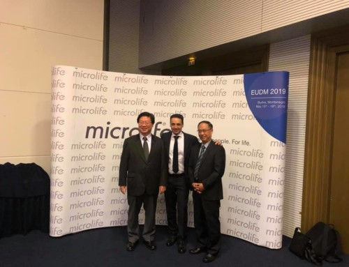 Collaboration Award from Microlife