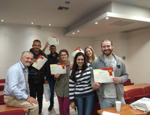 4th HD Corner workshop for Thessaloniki Pharmacists Cooperative, October 2019