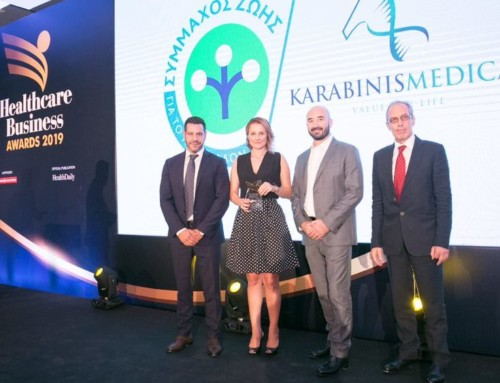 Significant distinction – Healthcare Business Awards 2019, October 2019