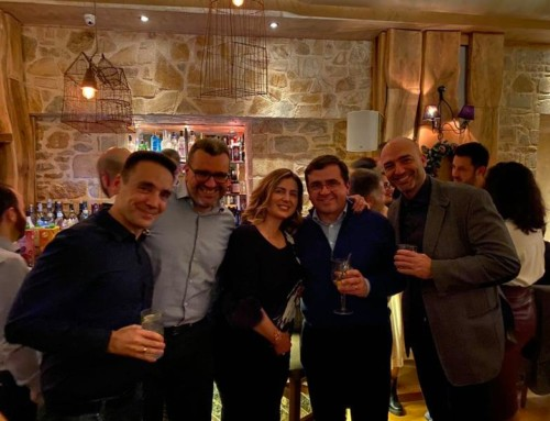 New Year Party event of KARABINIS MEDICAL, January 2020