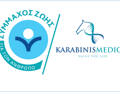 Donation of 20.000 face masks to pharmaceutical stores, May 2020