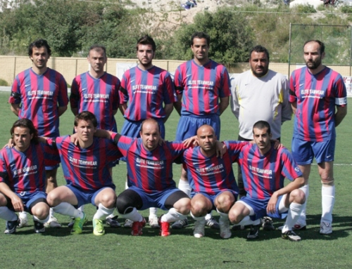 Sponsorship to Tilos football team, 2015