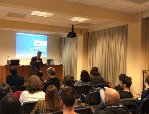 HD Corner presentation in Kozani, Fenbruary 2020